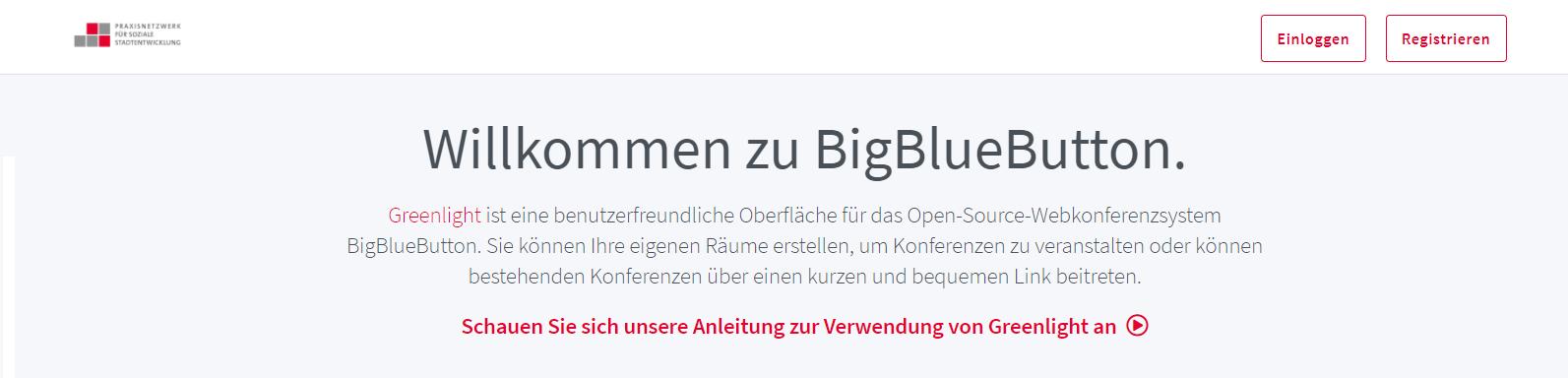 BBB - BigBlueButton lag-nds.de