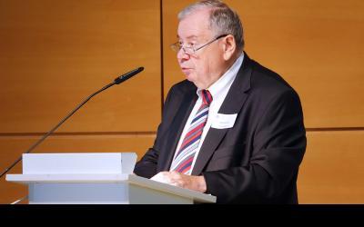 Walter Eisner, Vertreter der AG der Kommunalen Spitzenverbände Niedersachsen