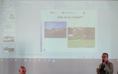 """Was ist ein """"Gebiet""""? - war die zentrale Frage am 6.April 2018 im KroKuS in Hannover"""