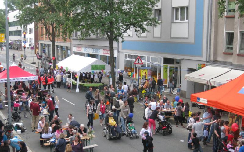 Save the date! Gute Nachbarschaft - wer schafft das wie? 16. September in Hannover