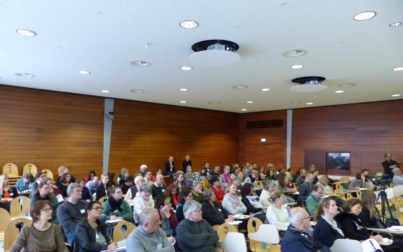 Am 24.11. fand der erste Teil der neuen Qualifzierungsreihe zu Gemeinwesenarbeit statt