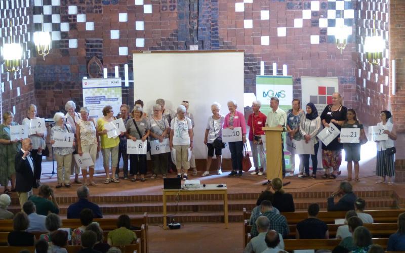 Die 22 Stadtteil-Guides für die Stationen im Sahlkamp